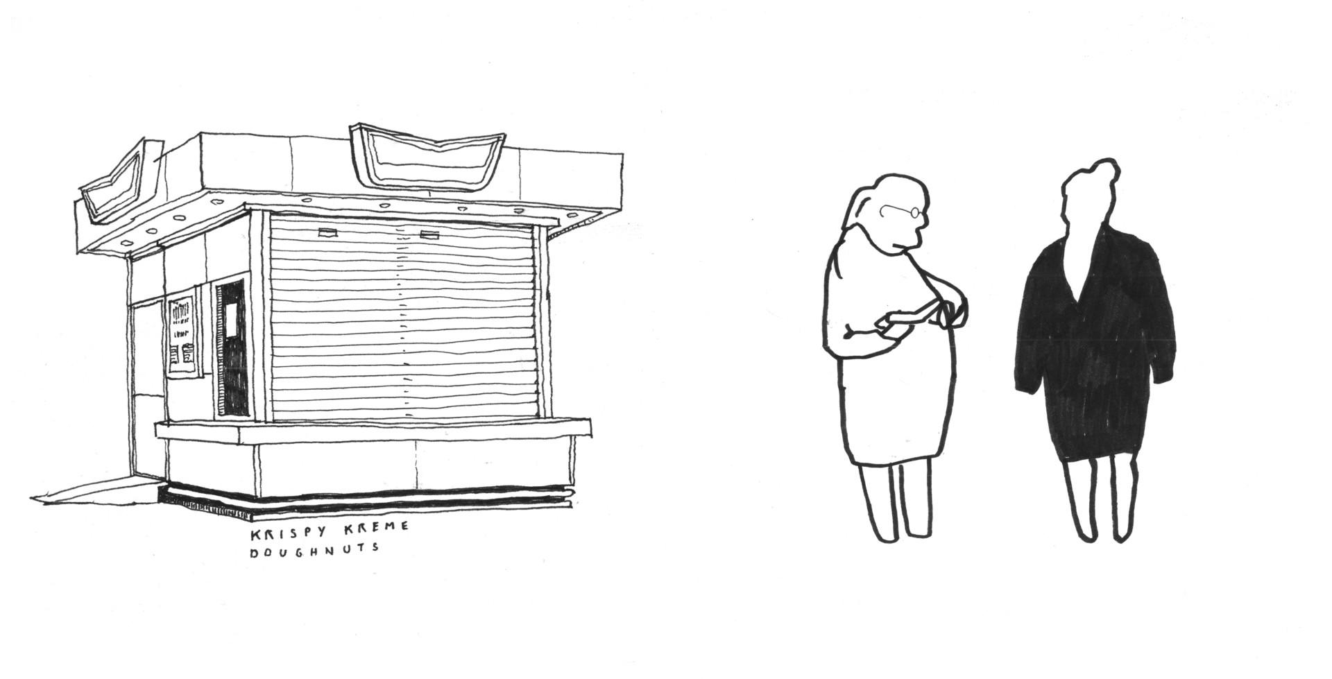 Steiner Grafik Experimente, Skizzen und anderes